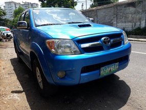Selling Used Toyota Hilux 2007 in Mandaue
