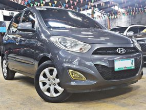 Selling Hatchback 2011 Hyundai I10 Gasoline Automatic