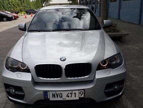 Selling 2010 Bmw X6 Gasoline Silver at 24652 km
