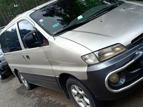 Selling Used Hyundai Starex 1999 Manual Diesel in Baguio