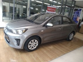 Selling Brand New Grey Kia Soluto 2019