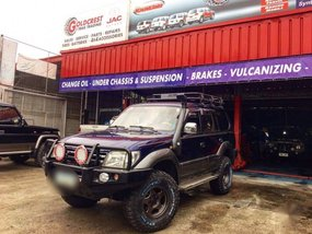 Toyota Land Cruiser Prado 1996 Automatic Diesel for sale in Angeles