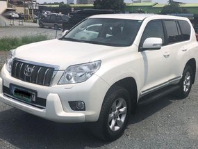 Toyota Land Cruiser Prado 2013 at 30000 km for sale