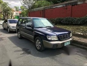 2nd Hand Subaru Forester 2001 for sale in Meycauayan