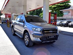 Ford Ranger 2016 Automatic Diesel for sale in Lemery