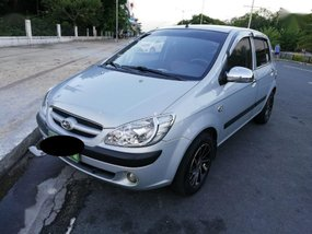 Hyundai Getz 2011 at 50000 km for sale in Manila