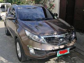 Kia Sportage 2013 for sale in Davao City