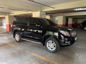 Toyota Land Cruiser Prado 2012 Automatic Gasoline for sale in Quezon City