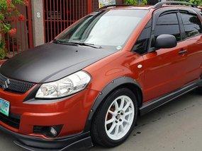Selling 2nd Hand Suzuki Sx4 2011 Automatic Gasoline in Parañaque