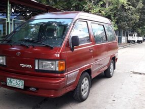 Sell 2nd Hand 1994 Toyota Lite Ace Manual Gasoline at 110000 km in Valenzuela
