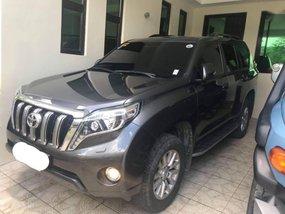 Selling Toyota Land Cruiser Prado 2015 Automatic Diesel in Quezon City