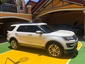 Used Ford Explorer 2016 for sale in Quezon City