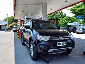 Sell 2nd Hand 2014 Mitsubishi Montero at 40000 km in Lemery