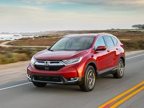 137,000 units of Honda CR-V 2019 will be recalled globally!