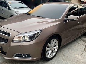 Selling 2nd Hand Chevrolet Malibu 2015 in Pasig