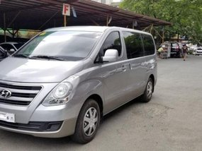 Hyundai Starex 2018 Manual Diesel for sale in Pasig