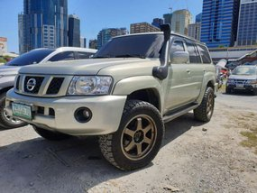 Selling Used Nissan Patrol 2007 Automatic Gasoline at 60000 km in Pasig