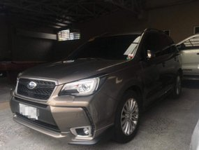 2nd Hand Subaru Forester 2017 for sale in Caloocan