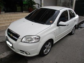 Selling Chevrolet Aveo 2009 Automatic Gasoline in Makati
