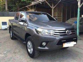 Selling Toyota Hilux 2017 Diesel Manual