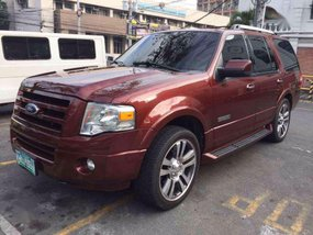 Ford Expedition 2007 Automatic Gasoline for sale in Quezon City
