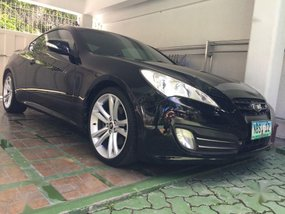 2nd Hand Hyundai Genesis 2009 for sale in Quezon City