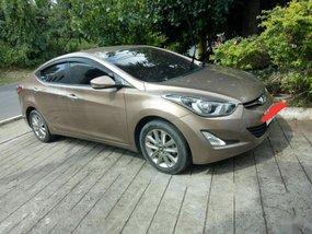 Selling 2nd Hand Hyundai Elantra 2014 in Liliw