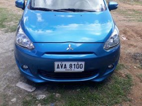 2nd Hand Mitsubishi Mirage 2015 for sale in Baliuag
