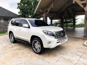Toyota Land Cruiser Prado 2015 Automatic Diesel for sale in Cebu City