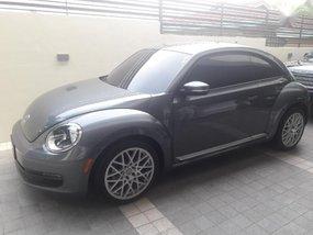 2nd Hand Volkswagen Beetle 2013 for sale in Quezon City