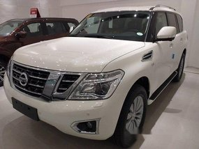 Brand New White Nissan Patrol 2019 for sale
