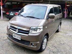2nd Hand Suzuki Apv 2016 Automatic Gasoline for sale in Cebu City