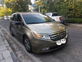 Honda Odyssey 2012 Automatic Gasoline for sale in Marikina