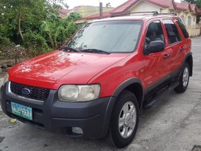Selling Ford Escape 2003 in Calamba