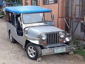 2nd Hand Mitsubishi Jeep 1922 Manual Diesel for sale in Dasmariñas