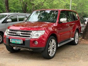 Selling Mitsubishi Pajero 2010 Automatic Gasoline in Quezon City