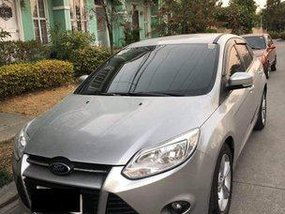 Sell Silver 2015 Ford Focus in Quezon City