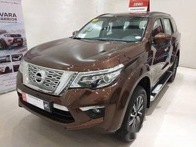 Brown Nissan Terra 2019 for sale in Manila