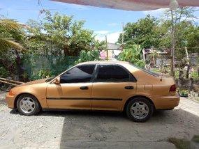 Selling Honda Integra 1994 Manual Gasoline in Santiago