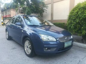 Selling 2nd Hand Ford Focus 2005 Automatic Gasoline in Mandaluyong