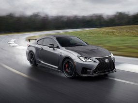 Lexus RC F 2020 officially enters the PH market, price revealed