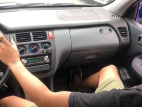 Passenger-seat driver received permanent ban from driving