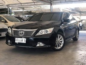 2nd Hand Toyota Camry 2015 Automatic Gasoline for sale in Manila
