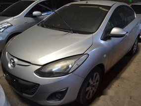Sell Silver 2011 Mazda 2 in Makati