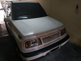 Selling Suzuki Vitara 1996 Manual Gasoline at 112000 km in Manila