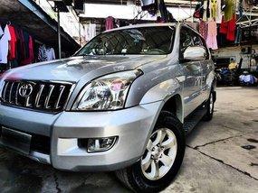 Selling 2nd Hand Toyota Land Cruiser Prado 2004 in Quezon City