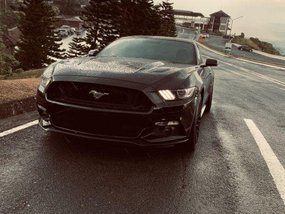 2nd Hand Ford Mustang 2015 Automatic Gasoline for sale in Pasig