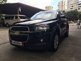 Selling Chevrolet Captiva 2016 Automatic Diesel in Pasig