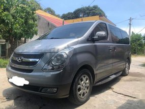 Gold Hyundai Starex Automatic Diesel for sale in Dasmariñas