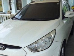 2nd Hand Hyundai Tucson 2010 for sale in Angeles